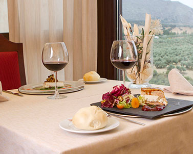 Restaurante Refectorio en Hotel La Magdalena