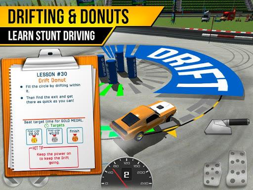 Driving School Test Car Racing 1.2 screenshots 12