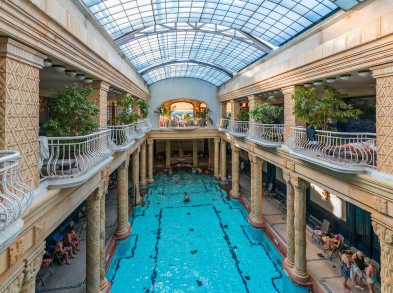 Los Mejores Balnearios De Budapest