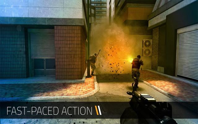 Forward Assault Game