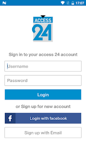 Access24 News- screenshot thumbnail