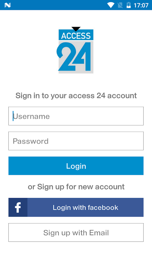 Access24 News- screenshot
