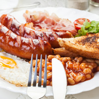 The Ultimate Fried English Breakfast In The Air Fryer