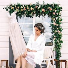 Wedding photographer Nastya Kuzmicheva (nkuzmicheva). Photo of 11.10.2018