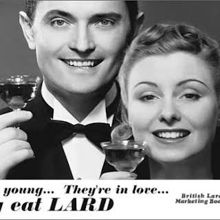 Lard and Butter Pie Crust.