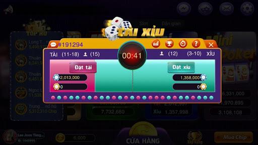Phê Club - Game bai, danh bai online 1.2 DreamHackers 5