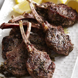 Fragrant Lamb Chops
