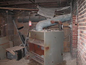 Photo: October 2003 - Month 2: Mechanical equipment