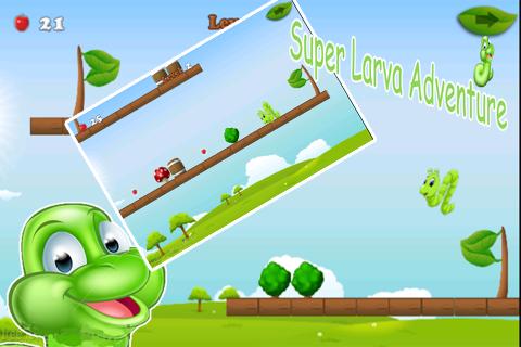 Super Larva Adventure