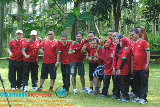 Training & Gathering di Grand Pesona Caringin- Bogor