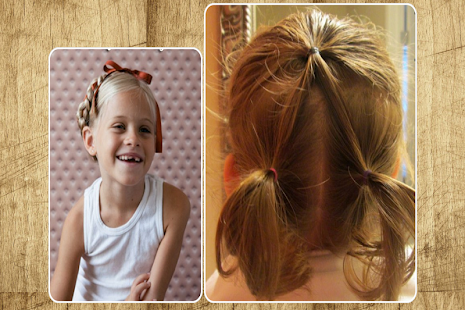 Little Girl Hairstyles Easy - náhled
