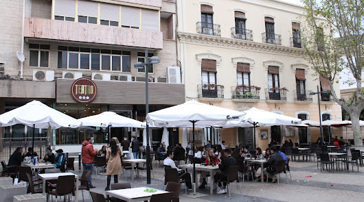 Imagen de archivo del centro de Almería.