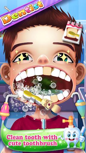 狂った歯科 - 楽しいドクターゲーム