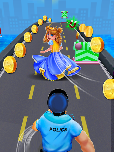 Royal Princess Subway Runner - screenshot