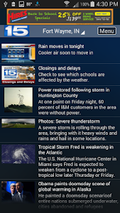 WANE WX screenshot 3