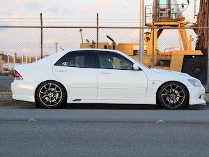 アルテッツァ SXE10 RS200 Zエディションのカスタム事例画像 ZERO@カズマさんの2020年04月10日23:35の投稿