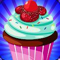 Cupcakes Bakery - Cake Maker icon