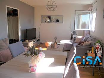 Appartement 2 pièces 50,96 m2