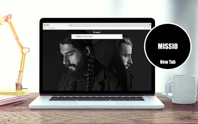 MISSIO Wallpapers New Tab Theme