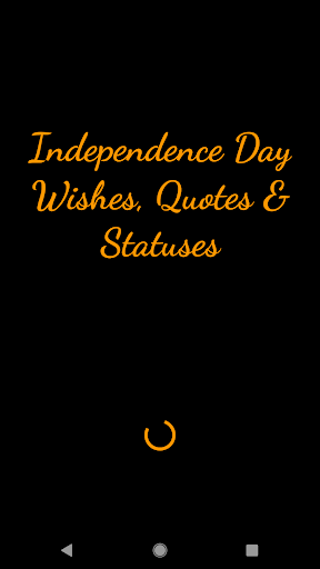 Independence Day 2019: Wishes, Quotes & Status screenshot 1
