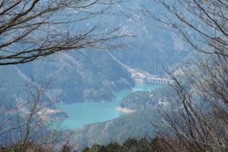 接岨湖(長島ダム)