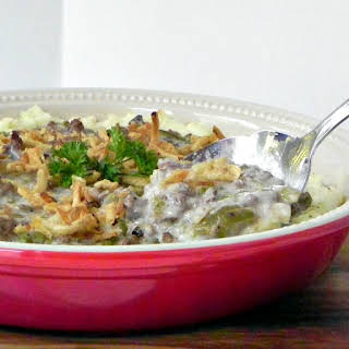 Green Bean Casserole With Ground Beef Recipes.