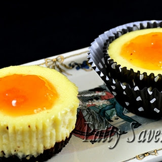 Mini Cheesecakes Oreo® Choco Citrus