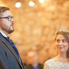 Wedding photographer Carl Dewhurst (dewhurst). Photo of 22.02.2019
