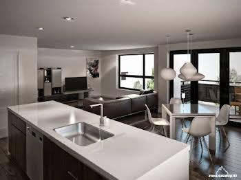 Appartement 2 pièces 41,49 m2