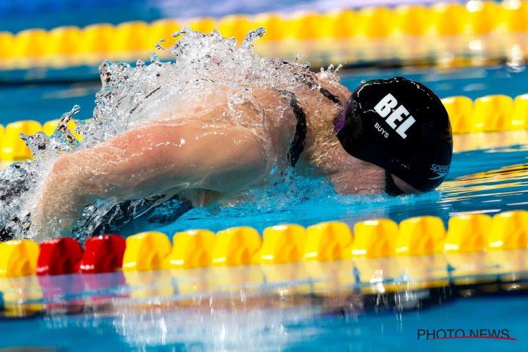 Twijfels bij Kimberly Buys? Zwemster niet zeker of ze nog verder doet tot Olympische Spelen