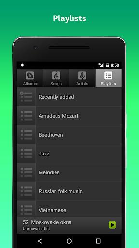 Default Music Player 2M screenshots 6