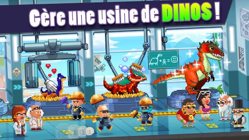 Dino Factory  code Triche 2