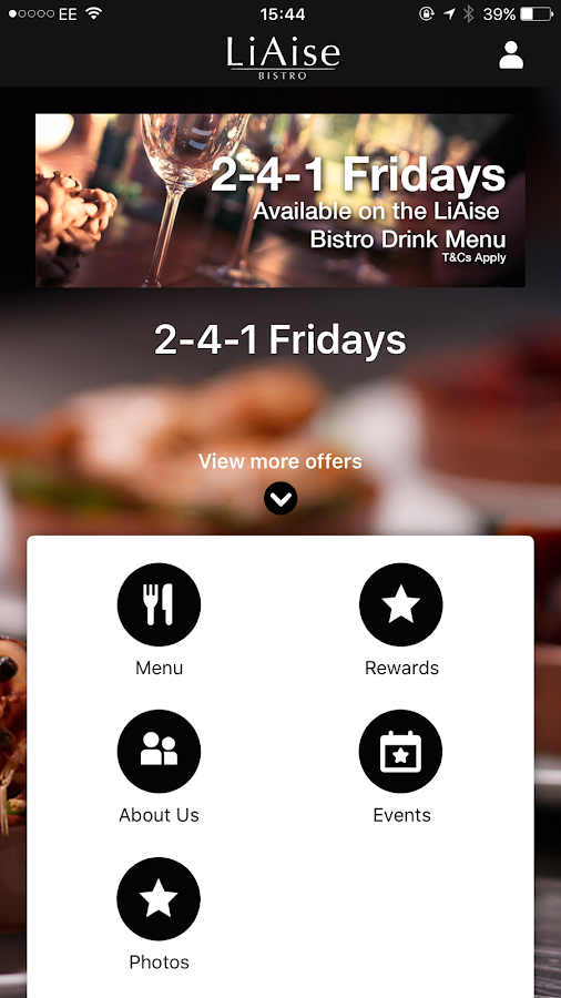 Liaise Bistro- screenshot