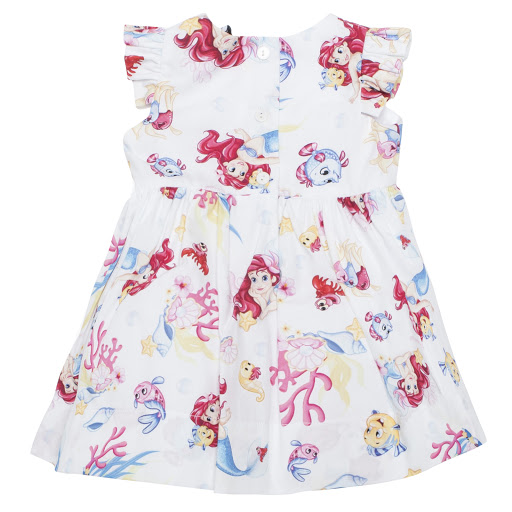 Thumbnail images of Monnalisa Cotton Disney Dress