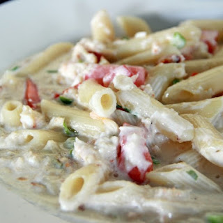 Crab Alfredo Pasta Recipes