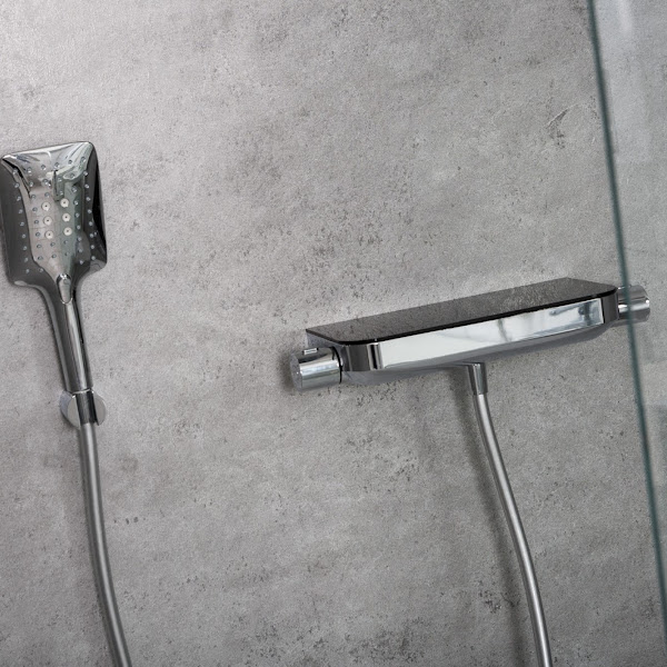Badsanierung in einer Mietwohnung im Kellergeschoss