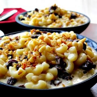 Grand Ewe Gouda with Golden Raisins, Pine Nuts, and Macaroni