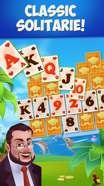 Solitaire 5 in 1