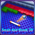 新発想ブロック崩し Smash And Break 3D icon