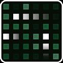 Grid Clock Live Wallpaper icon