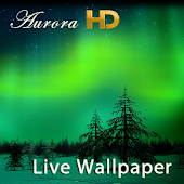 Aurora HD Live Wallpaper