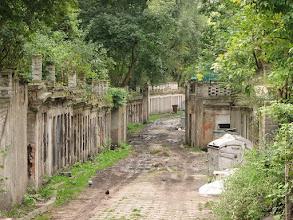 Photo: ciąg komórek koło ul. Abramowskiego w Łodzi