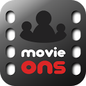 MOVIEONS icon