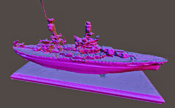 Photo: Photo Capture with ReCap360 on USS Arizona Model