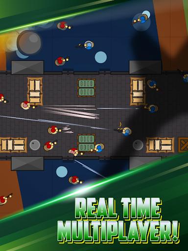Code Triche surviv.io - 2D Battle Royale mod apk screenshots 6