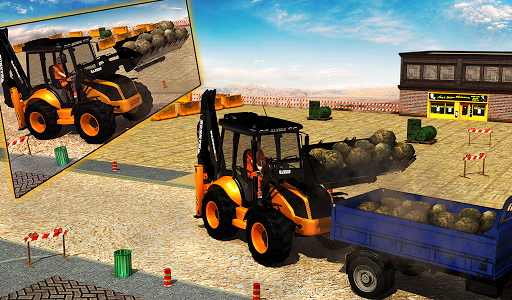 Excavator Simulator - Construction Road Builder 1.0.1 screenshots 20