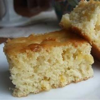 Easy Pineapple Cake.