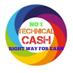 Techinal Cash Icon
