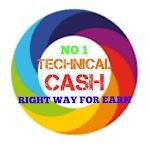 Techinal Cash Icon
