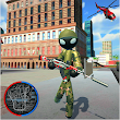 Hero Stickman Rope Army - FPS Spider Shooter icon